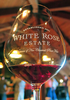 white rose vineyards
