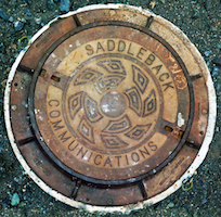 man hole cover