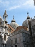San Marcos Basilica from the Doges - Venice